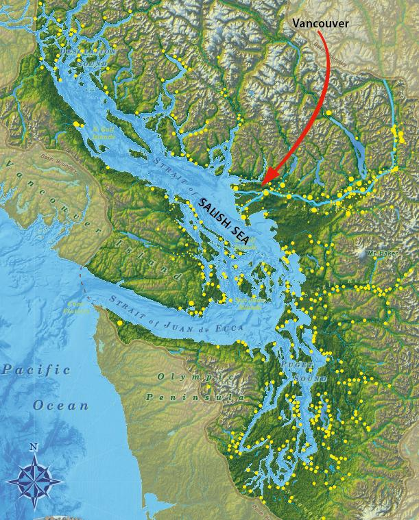 Salish Sea Civilization Recognized in Georgia Straight's Best of Vancouver 2013 Series