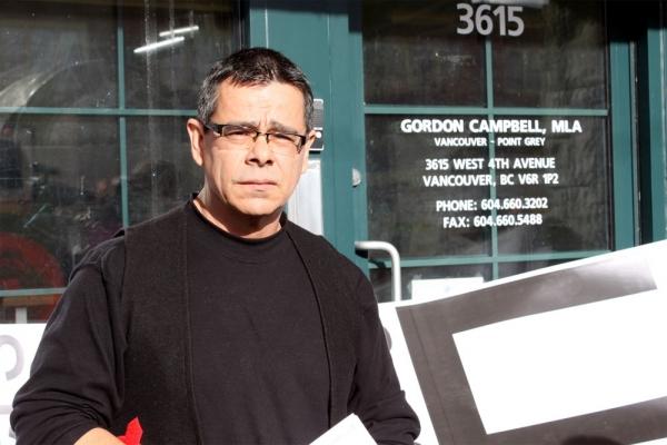 ALIVE Advocating Aboriginal Representation in DTES Non-profits